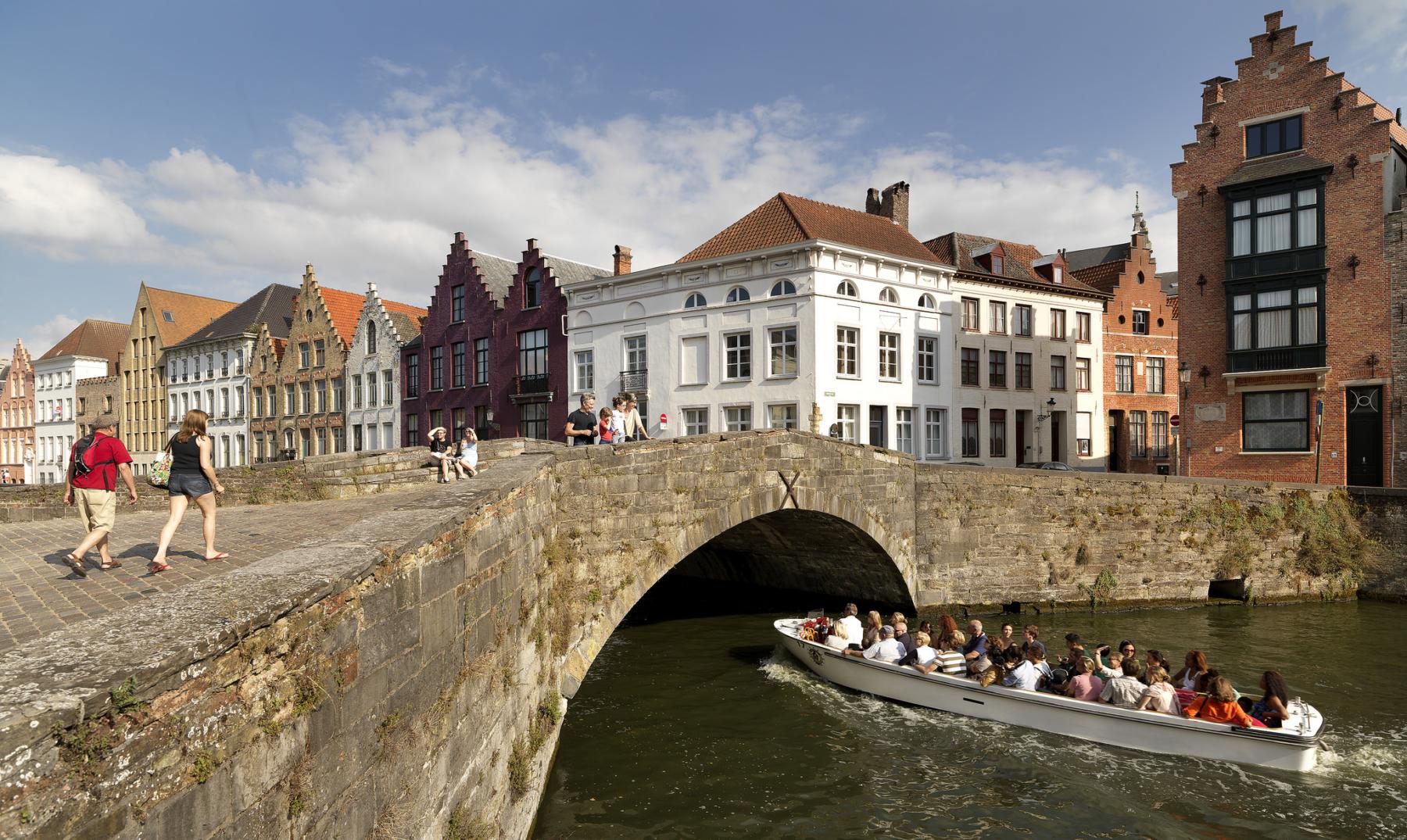 België bezoeken